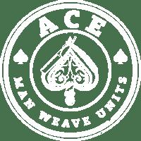 ace man weave logo